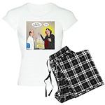 Vampire Eye Doctor Ploy Women's Light Pajamas