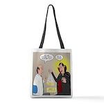 Vampire Eye Doctor Ploy Polyester Tote Bag
