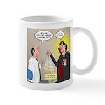 Vampire Eye Doctor Ploy 11 oz Ceramic Mug