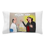 Vampire Eye Doctor Ploy Pillow Case