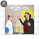 Vampire Eye Doctor Ploy Puzzle