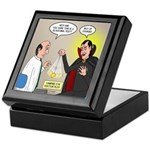 Vampire Eye Doctor Ploy Keepsake Box