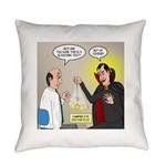 Vampire Eye Doctor Ploy Everyday Pillow