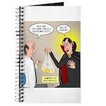 Vampire Eye Doctor Ploy Journal