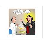 Vampire Eye Doctor Ploy Small Poster