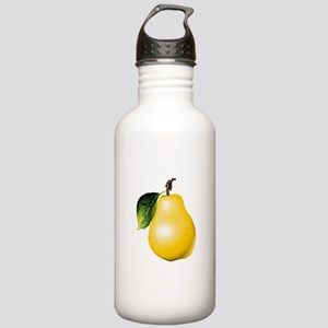 Pear Stainless Water Bottle 1.0L