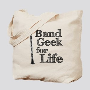 Clarinet Band Geek Tote Bag