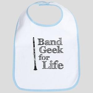 Clarinet Band Geek Bib