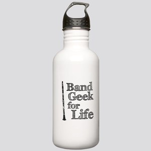 Clarinet Band Geek Stainless Water Bottle 1.0L