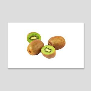 Kiwi Fruit 22x14 Wall Peel