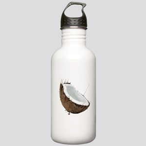 Coconut Stainless Water Bottle 1.0L