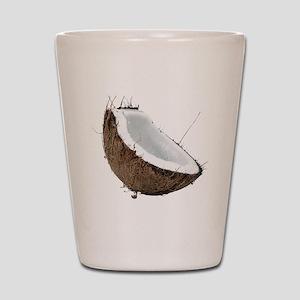 Coconut Shot Glass