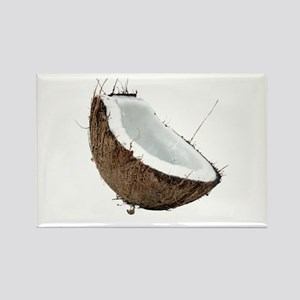 Coconut Rectangle Magnet