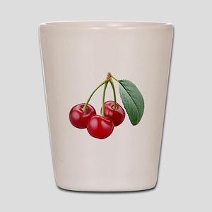 Cherries Cherry Shot Glass