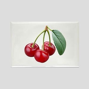 Cherries Cherry Rectangle Magnet