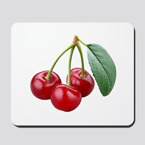 Cherries Cherry Mousepad