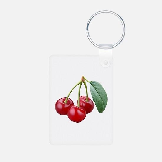 Cherries Cherry Keychains
