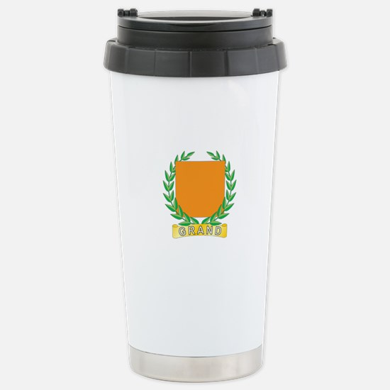 Grand Religion Stainless Steel Travel Mug