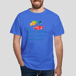 Autism makes me smarter Dark T-Shirt