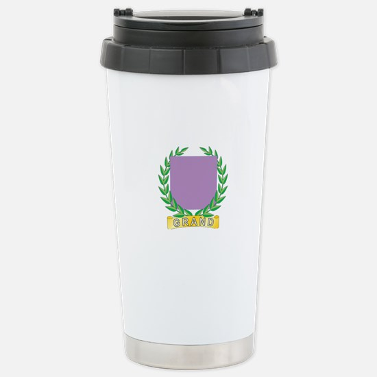 Grand Service Stainless Steel Travel Mug