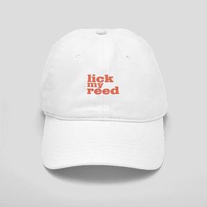 Lick My Reed Cap