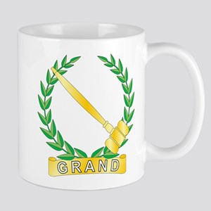 Grand Worthy Advisor Mug
