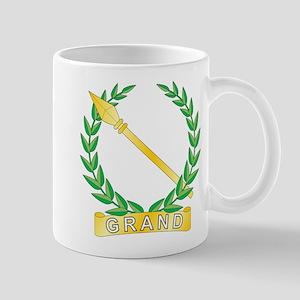 Grand Drill Leader Mug