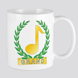 Grand Musician Mug