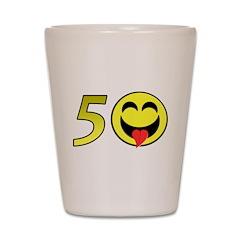 50 Shot Glass