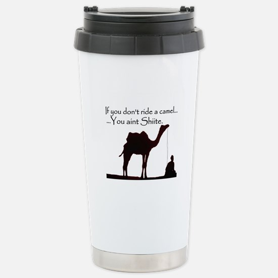 Shiite Camel Stainless Steel Travel Mug