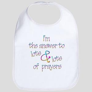 The Answer to Prayers Bib