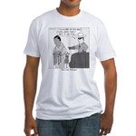 The Lone Arranger Fitted T-Shirt