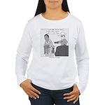 The Lone Arranger Women's Long Sleeve T-Shirt