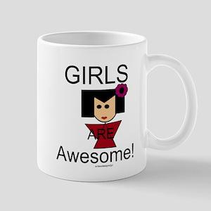 Girls Are Awesome Mug