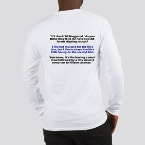 EARL!!! Long Sleeve T-Shirt