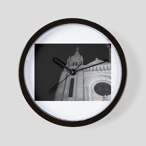 Cathedral 11 Wall Clock