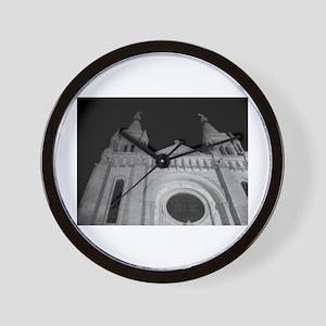 Cathedral 12 Wall Clock