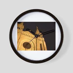 Cathedral 13 Wall Clock