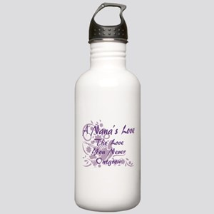 Nana Love Stainless Water Bottle 1.0L