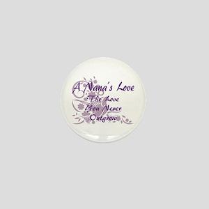 Nana Love Mini Button