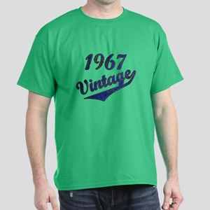 1967 Vintage Blue T-Shirt