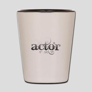 Urban Actor Shot Glass