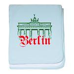 Berlin baby blanket