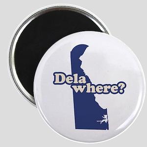 """Delaware"" Magnet"