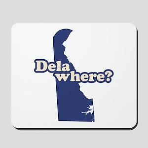 """Delaware"" Mousepad"