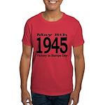 1945 - Victory Europe Day Dark T-Shirt