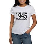 1945 - Victory Europe Day Women's T-Shirt
