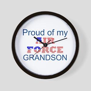 GrandSon Wall Clock