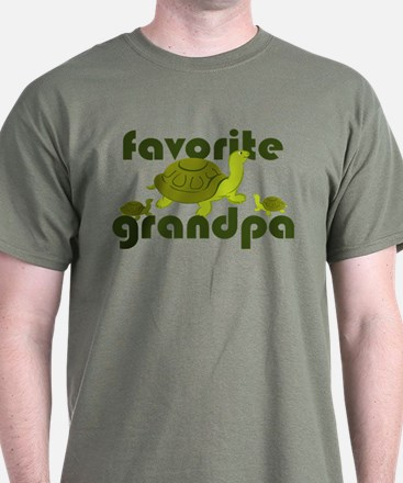 Favorite Grandpa T-Shirt