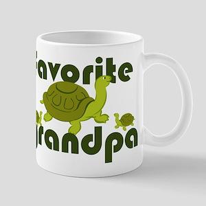 Favorite Grandpa Mug